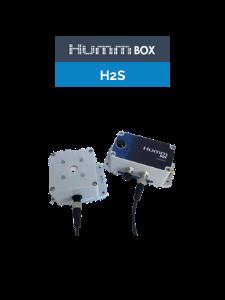 h2s autonomous connected sensor